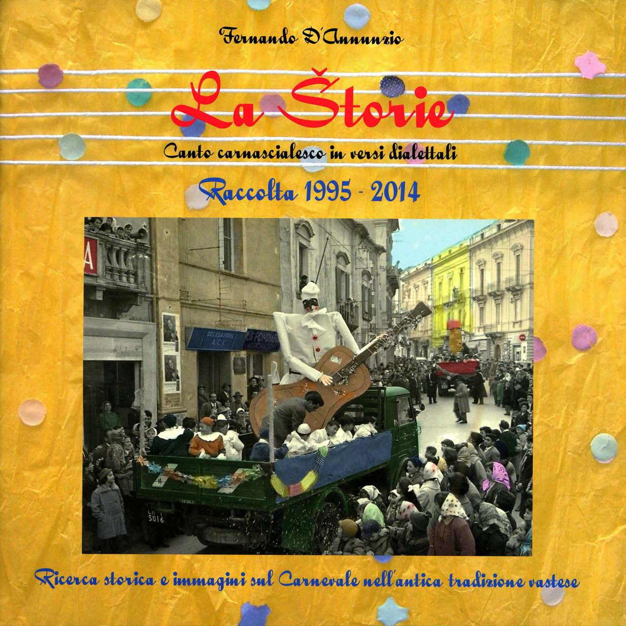 La_storie_fernando_dannunzio_cover